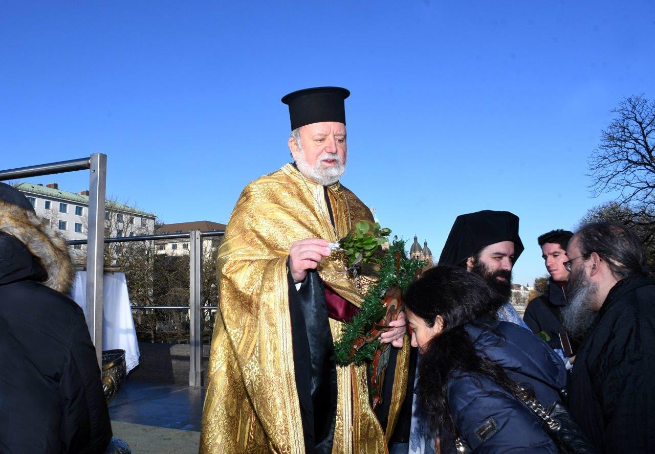 Πρωτοπρεσβύτερος Απόστολος Μαλαμούσης
