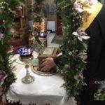 Ιερά Λείψανα Αγίου Νικολάου και Ειρήνης 2020