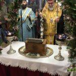 Λείψανα Αγίου Νικολάου και Ειρήνης 2020