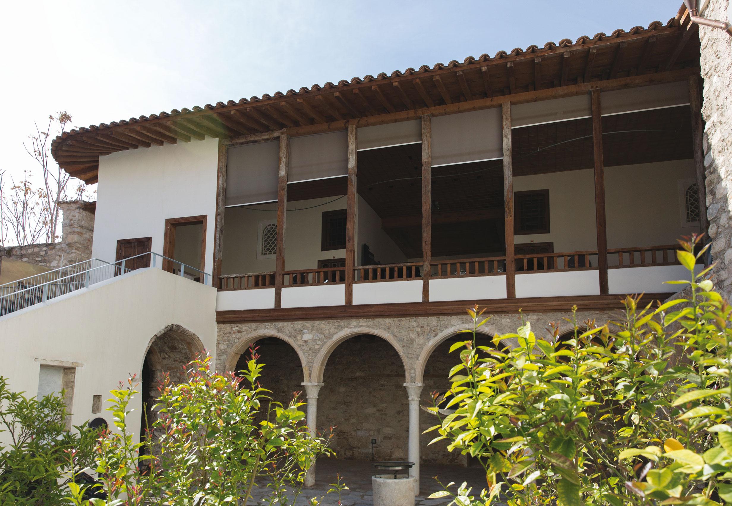 σπίτι Αγίας Φιλοθέης