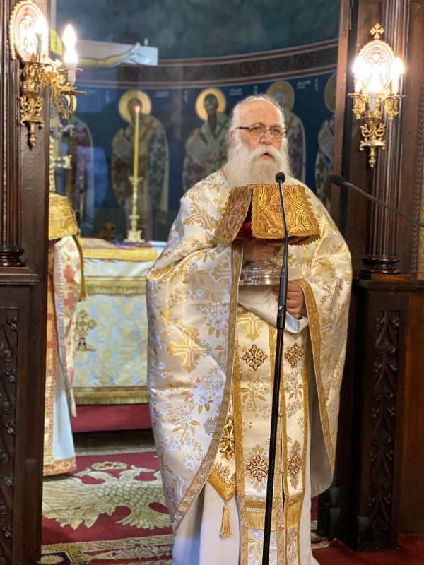 Κυριακή της Ορθοδοξίας στην Ιερά Μητρόπολη Γρεβενών