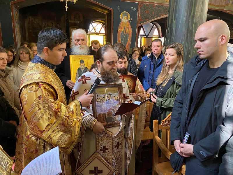 Κυριακή Ορθοδοξίας στην Ιερά Μητρόπολη Γρεβενών 2020