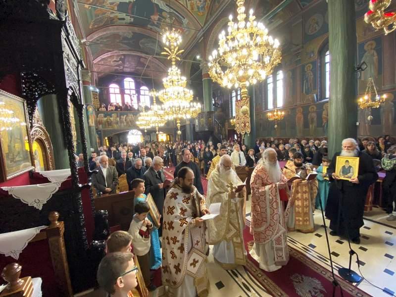 Κυριακή Ορθοδοξίας Ιερά Μητρόπολη Γρεβενών