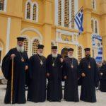 Μητροπολίτης Αλεξανδρουπόλεως Άνθιμος Ιερά Σύνοδος