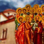 Σύναξη Αγίων 12 Αποστόλων 30 Ιουνίου