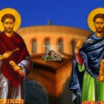 Αγίων Αναργύρων Κοσμά και Δαμιανού 1 Ιουλίου