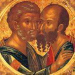 Αγίων Αποστόλων Πέτρου και Παύλου 29 Ιουνίου