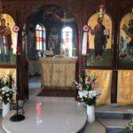 Εσπερινός Αγίων Αναργύρων Κοσμά Δαμιανού Ιερός Ναός Άγιος Στέφανος 2020