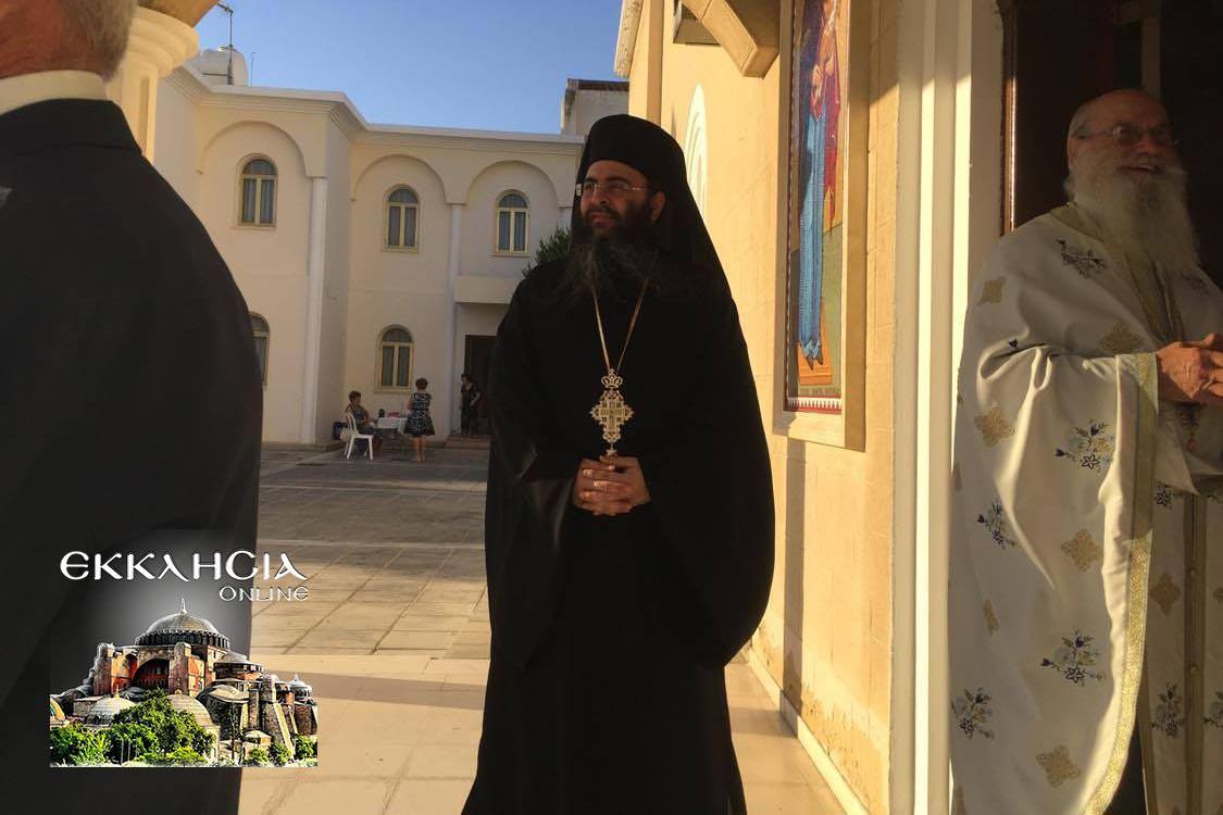 Ιερός Ναός Αγίου Αποστόλου Παύλου Λευκωσία Εσπερινός Αποστόλων Πέτρου Παύλου 2020