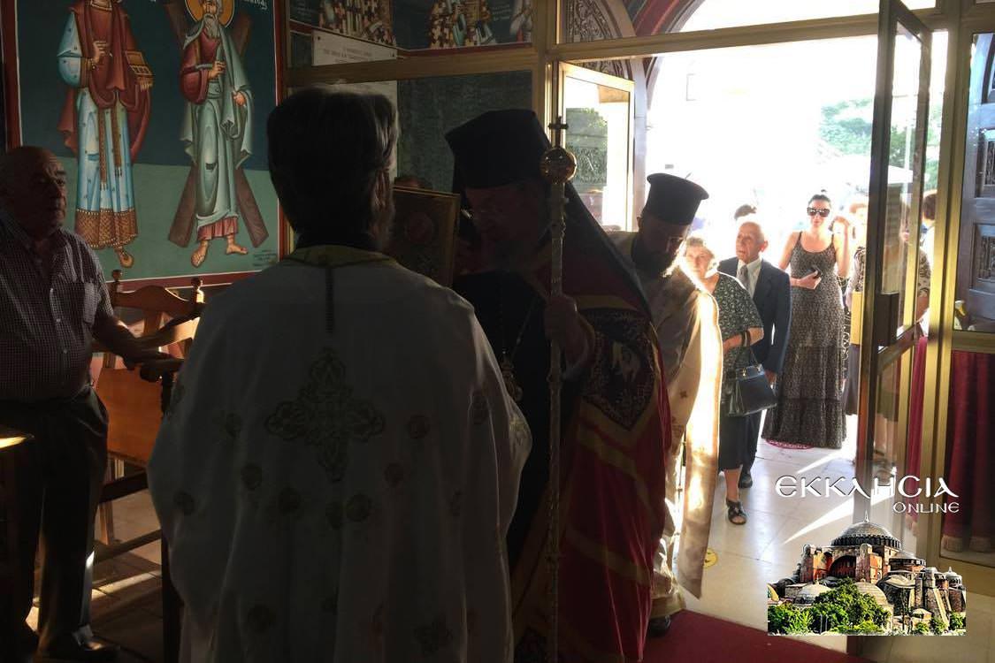 Ναός Αγίου Αποστόλου Παύλου Λευκωσία Εσπερινός Αποστόλων Πέτρου Παύλου