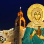 Αγία Σαλώμη 3 Αυγούστου
