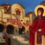 Αγία Ειρήνη Χρυσοβαλάντου 28 Ιουλίου
