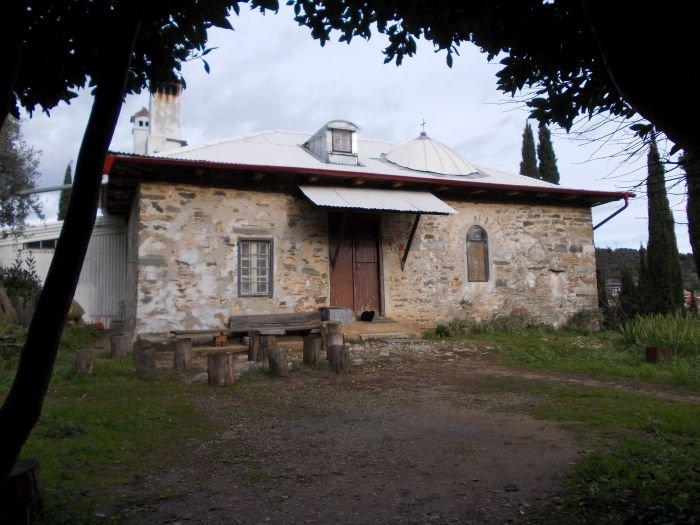 Άγιος Παΐσιος-12 Ιουλίου: Το εσωτερικό του κελιού του στο Άγιο Όρος -  ΕΚΚΛΗΣΙΑ ONLINE