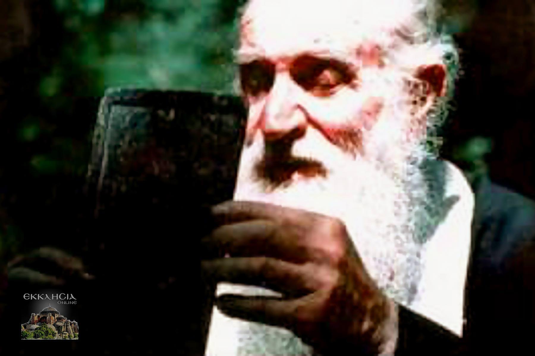 παπα Γιάννης Καλαΐδης προφητεία