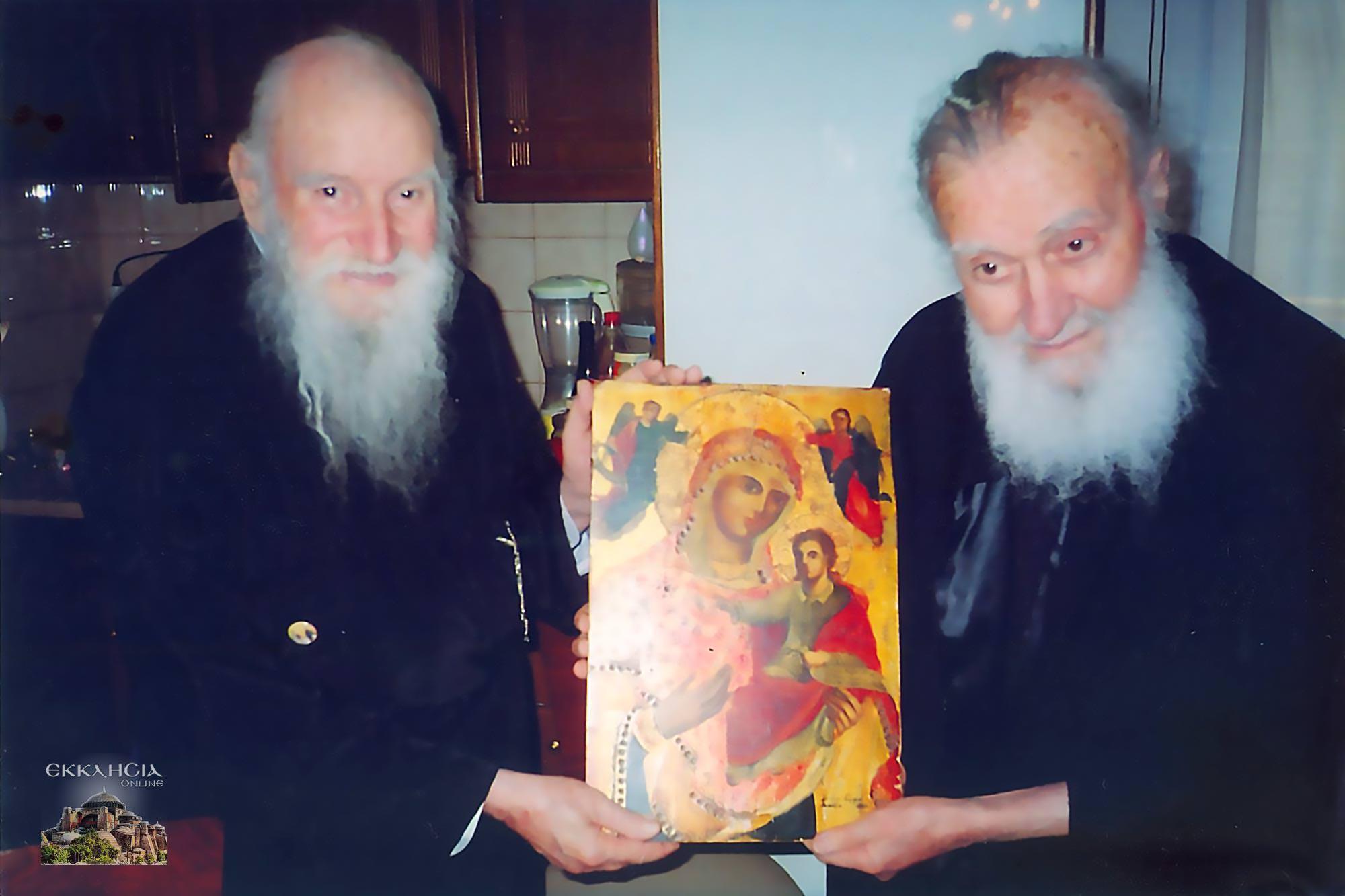 παπα Γιάννης Καλαΐδης