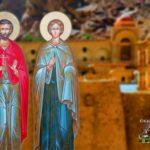 Άγιοι Φώτιος Ανίκητος 12 Αυγούστου
