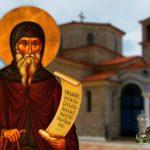 Άγιος Κοσμάς ο Αιτωλός 24 Αυγούστου