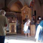Ναός Αγίου Κοσμά του Αιτωλού 2020 Μαρούσι