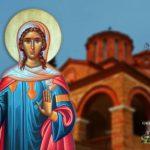 Αγία Ευφημία 16 Σεπτεμβρίου