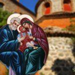 Άγιοι Ιωακείμ και Άννα οι Θεοπατέρες 9 Σεπτεμβρίου