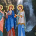 Αγία Μηνοδώρα Μητροδώρα Νυμφοδώρα 10 Σεπτεμβρίου