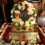 Αγίου Ραφαήλ Νικολάου Ειρήνης Μοναστήρι Άνω Σούλι Ιερά Λείψανα
