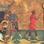Άγιοι Τρόφιμος Σαββάτιος και Δορυμέδων 19 Σεπτεμβρίου