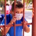 Κορωναϊός μάσκα σχολείο παιδιά