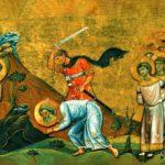 Άγιος Αρέθας ο Μεγαλομάρτυρας και οι συν αυτώ 24 Οκτωβρίου
