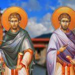 Άγιοι Κοσμάς και Δαμιανός 1 Νοεμβρίου