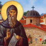 Όσιος Δαβίδ ο εν Ευβοία 1 Νοεμβρίου