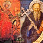 Όσιος Στυλιανός Αγία Αικατερίνη