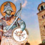 Άγιος Μερκούριος Μεγαλομάρτυρας 25 Νοεμβρίου