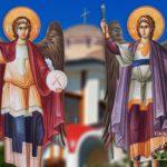 Αρχάγγελοι Μιχαήλ Γαβριήλ και τα Τάγματα των Αγγέλων 8 Νοεμβρίου
