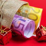 Δώρο Χριστουγέννων πληρωμές