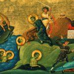 Άγιοι Δισμύριοι μάρτυρες που κάηκαν στη Νικομήδεια 28 Δεκεμβρίου