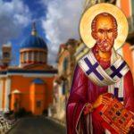 Άγιος Νικόλαος Αρχιεπίσκοπος Μύρων της Λυκίας 6 Δεκεμβρίου