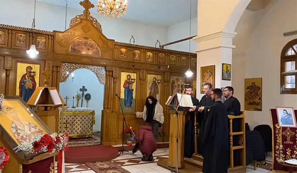 Αγίου Ελευθερίου Αλβανία 2020
