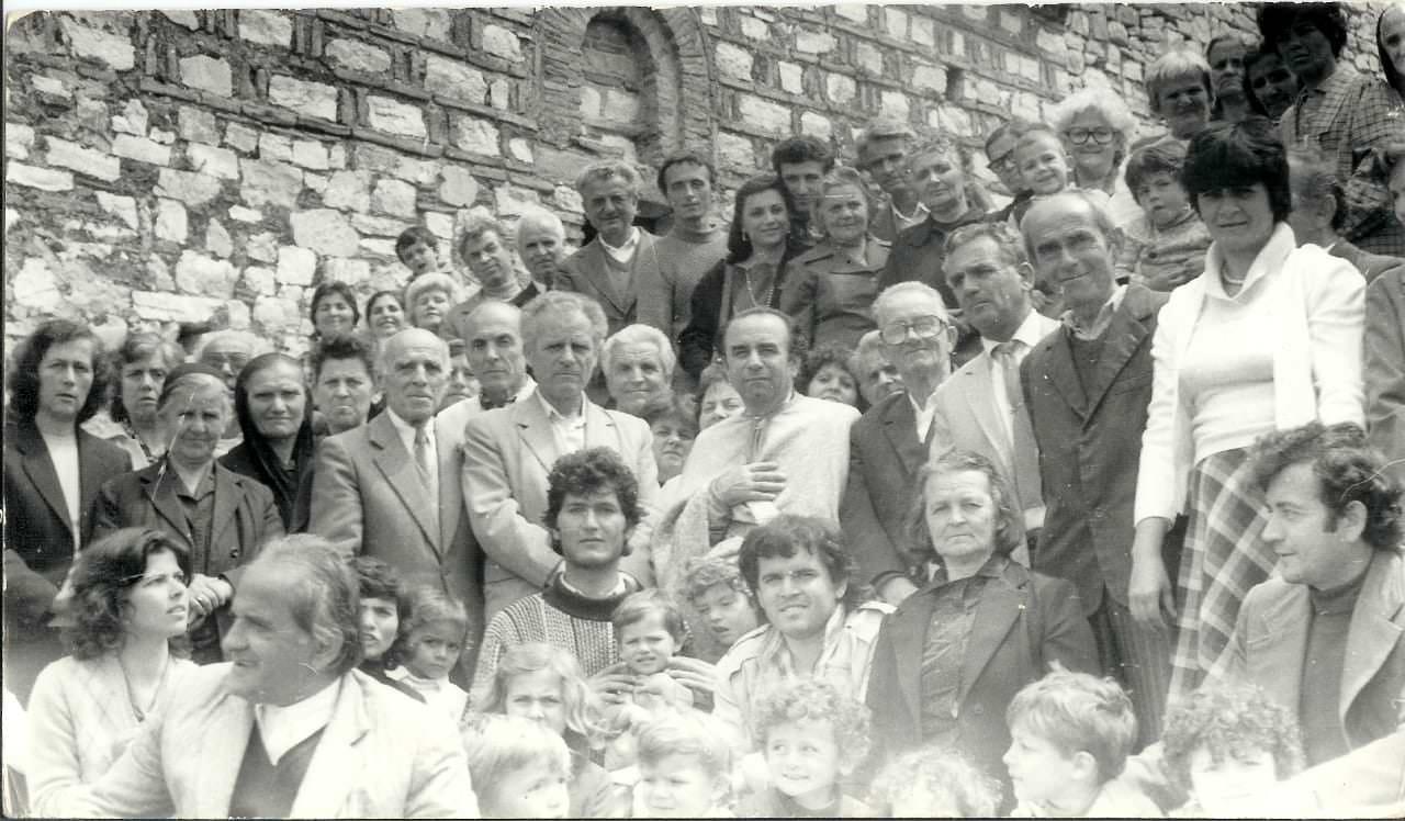 Άγιος Σπυρίδωνας Αλβανία 1990