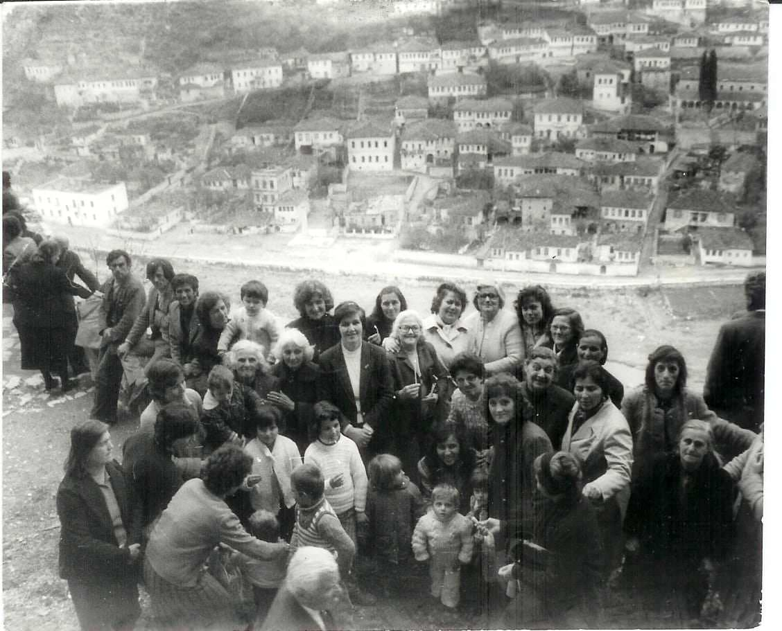 Άγιος Σπυρίδων Αλβανία 1990