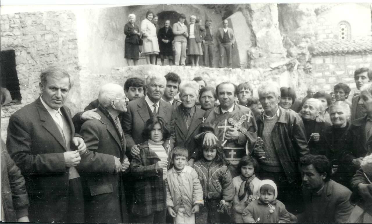 12 Δεκεμβρίου Αγίου Σπυρίδωνα Μπερατίου