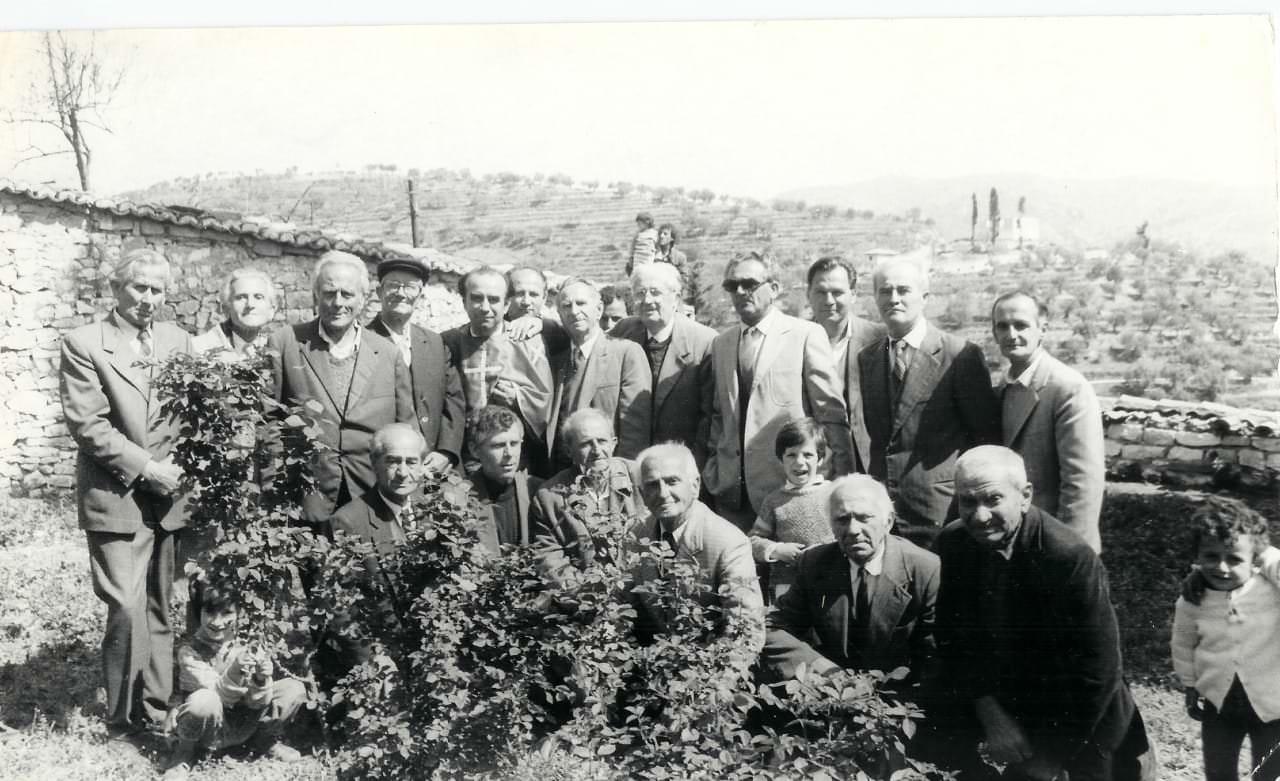 12 Δεκεμβρίου 1990 Αγίου Σπυρίδωνα Μπερατίου