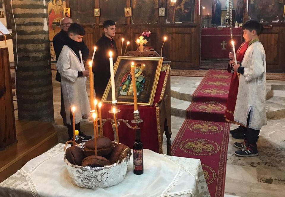 Αγίου Σπυρίδωνα Αλβανία