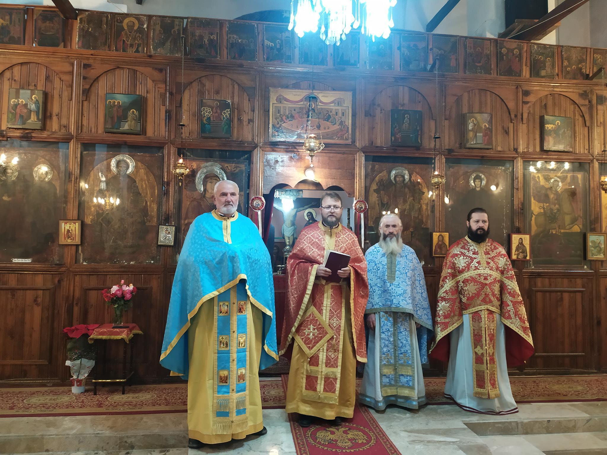 Γιορτή Αγίου Σπυρίδωνα 2020 Αλβανία