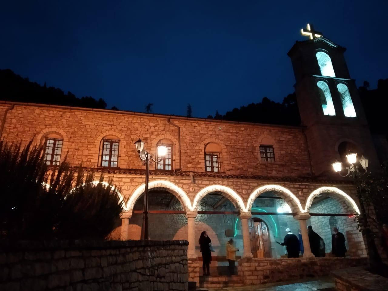 Άγιος Σπυρίδωνας Αλβανία
