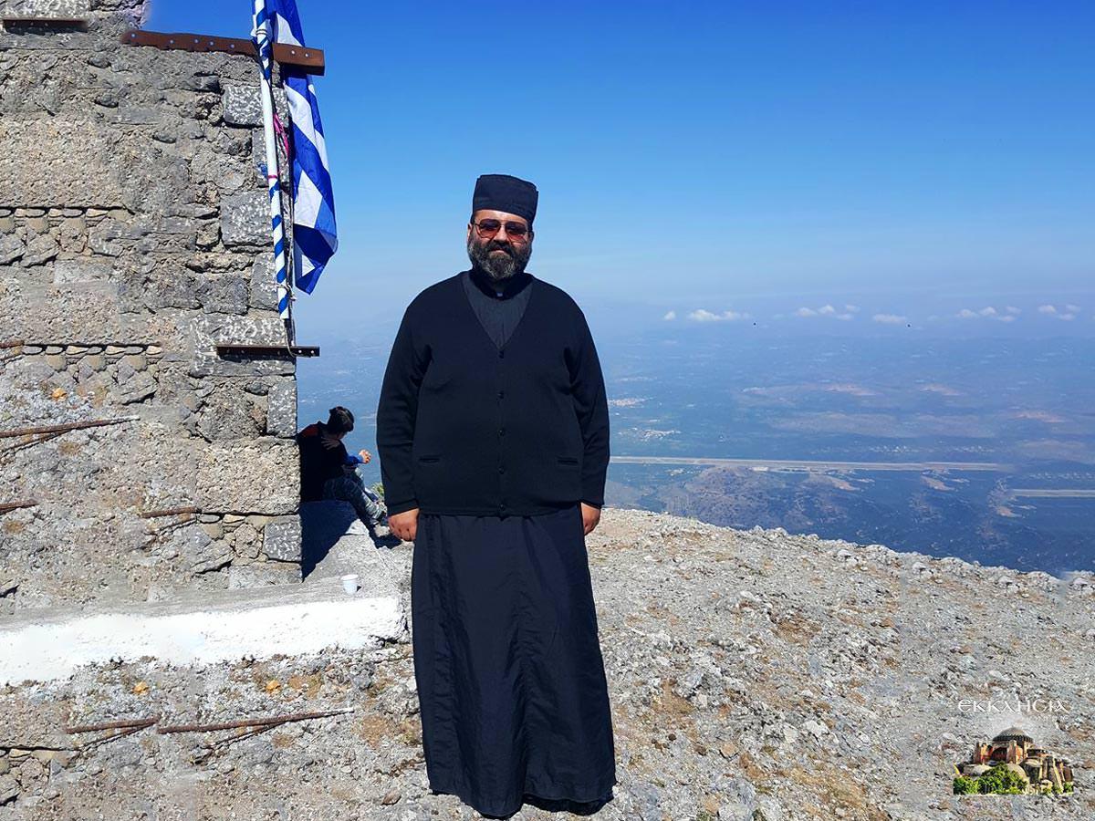Αρχιμανδρίτης Επιφάνιος Ζαχαράκης