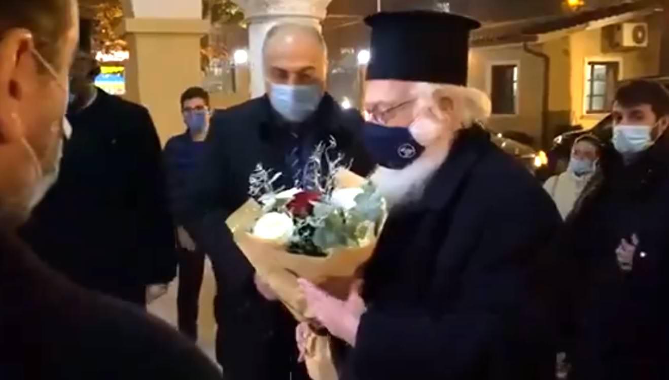 Αρχιεπίσκοπος Αλβανίας Αναστάσιος Κορονοϊός Αλβανία