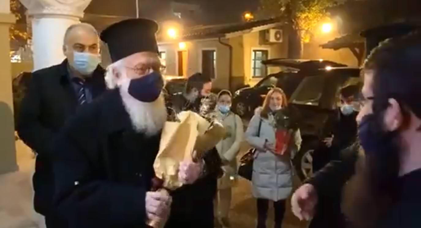 Αρχιεπίσκοπος Αλβανίας Αναστάσιος Κορονοϊός