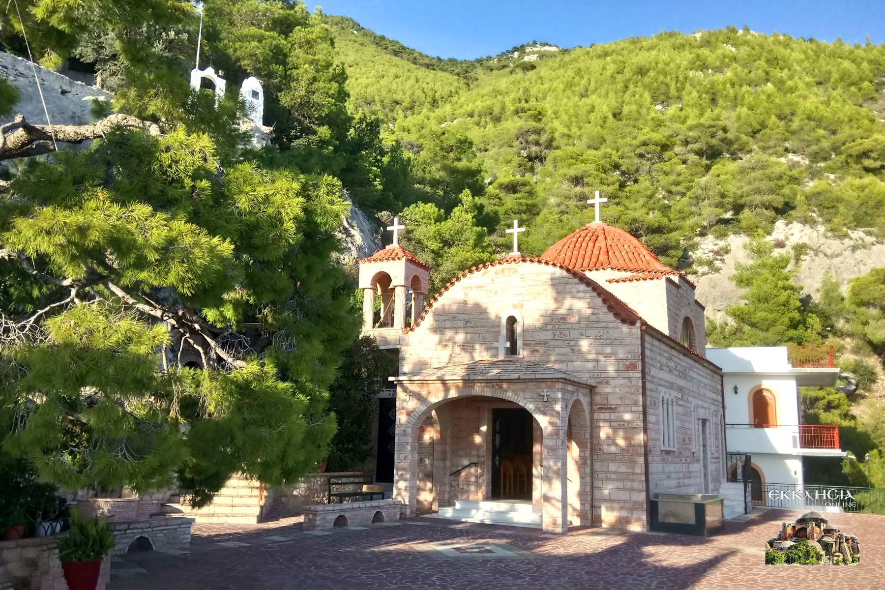 Μοναστήρι Οσίου Παταπίου