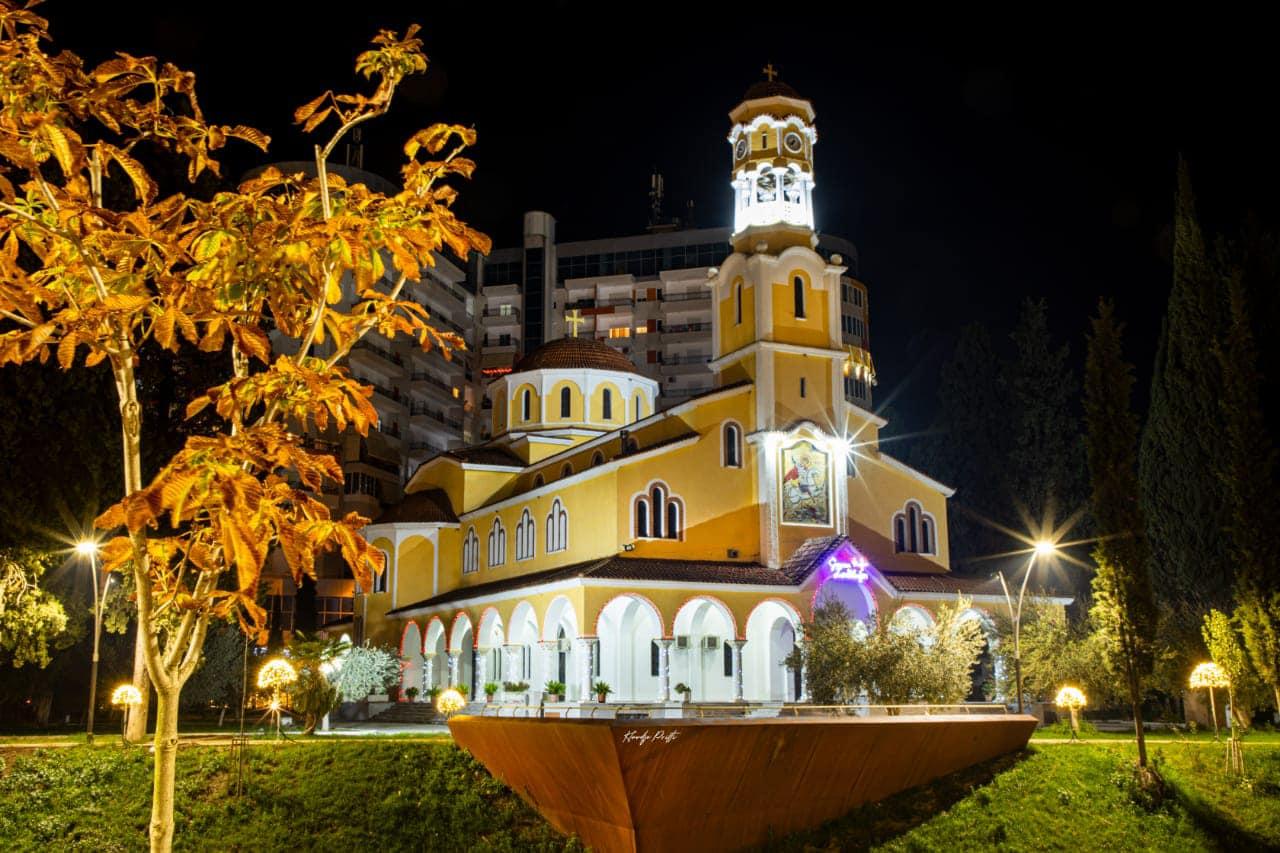 Εκκλησία Αλβανίας Χριστούεγννα 2020